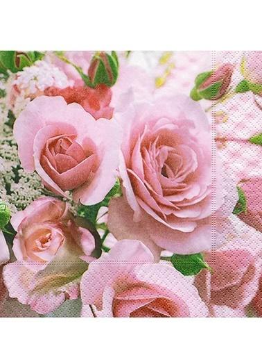 Tender Roses Peçete-Dünya Style